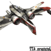 Star Wars™ Arc-170 Fighter