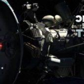 Nasa Realistic Satellite