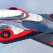 Hn48 Flying Car
