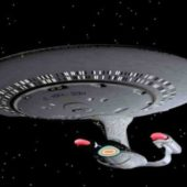 Enterprise Ncc 1701 D