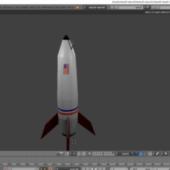 Simple American Rocket