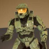 Mastercheif Halo 3
