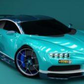 Bugatti Chiron 2017 Sports Car