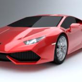 Lamborghinin Huracàn