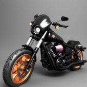 Harley-davidson Low Rider Motorcycle