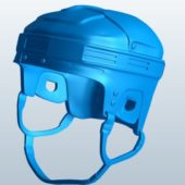 Ice Hockey Helmet Without Mask V1