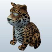 Fat Jaguar Animal