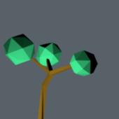 Landscape Lowpoly Tree