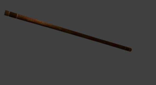 Bo Staff Weapon