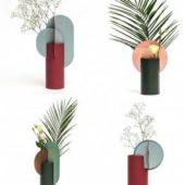 Vase Flower Combination