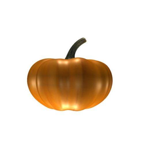 Pumpkin Lowpoly