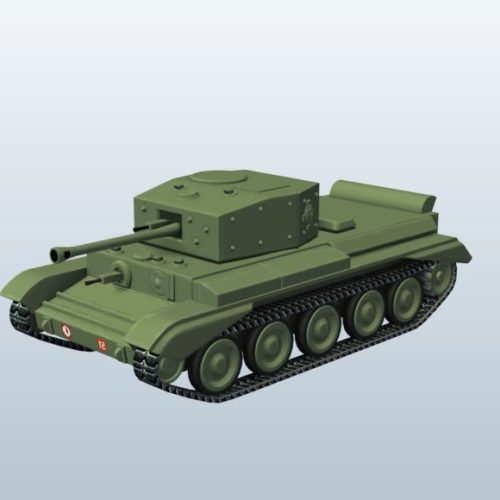 Wwii Tank Uk Cromwell