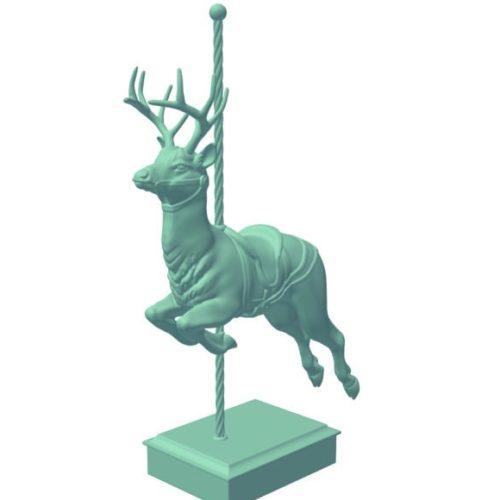 Deer Table Decoration