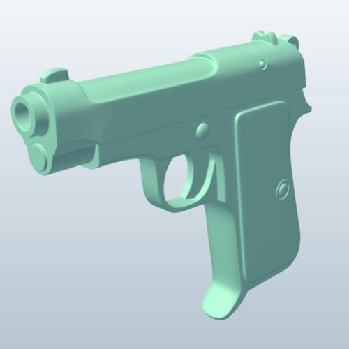 Wwii Italy Pistol
