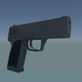 H&k Piston Gun