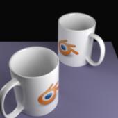 Cambridge Pattern Mug