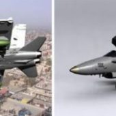 F-18 Hornet Jet Fighter