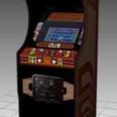 Elevator Action Upright Arcade Machine