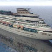 Suncruiser Caribean Cruiser Ship