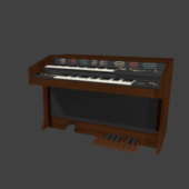 Yamaha Organ 1980