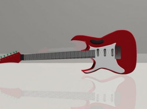 Typical Electric Guitar