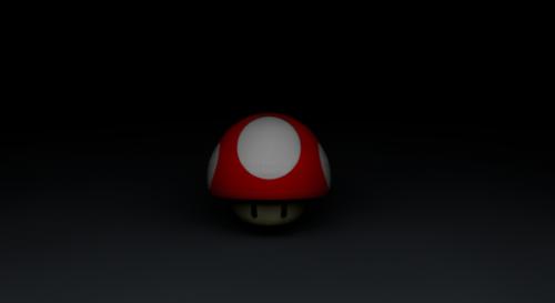 Fungus Mario