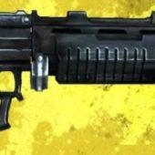 Black Mercy Gun