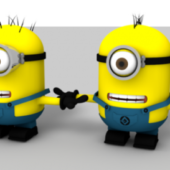 Minions (fully Rigged)