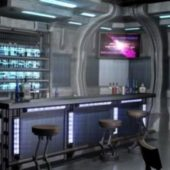 Vega Strike Starship Bar – Economy Class