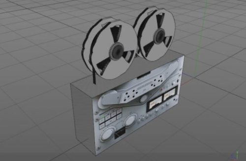 Synthy  Tape Recorder