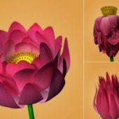 Lotus Flower Rig
