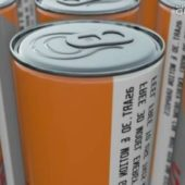 """energy Drink Can"""