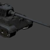 Tiger Ii Heavy Tank