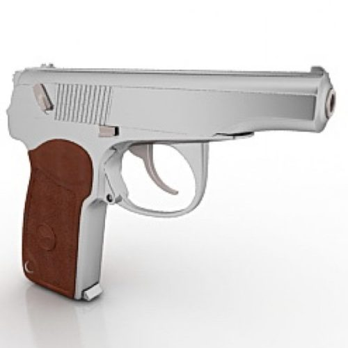Nice Pistol Gun