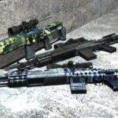 M14 Ebr Gun