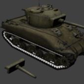 M4 Medium Tank