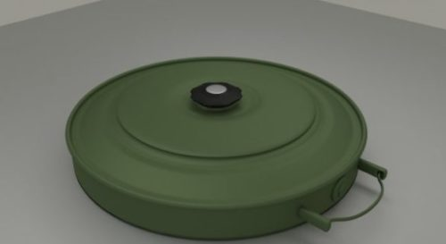 At – Land Mine Weapon