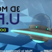 U.f.o – Alien Spaceship