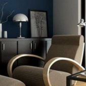 Modern Lounge Interior