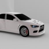 Mitsubishi Lancer Car