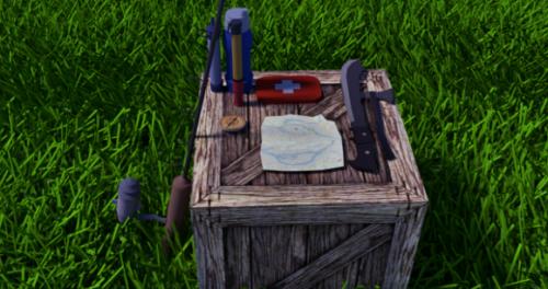 Survival Kit Weapon