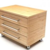 Wooden Drawer