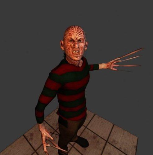 Freddy Krueger Character