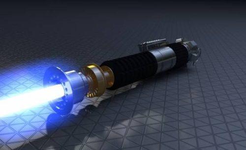 Obi Wan Kenobi Lightsaber