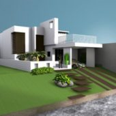 House Villa Residence Building