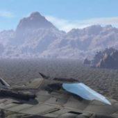 Alien Delta Glyder