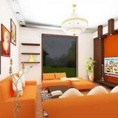 Living Room Home Decoration Furnishing