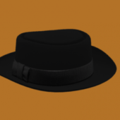 Breaking Bad : Heisenberg Pork Pie Hat