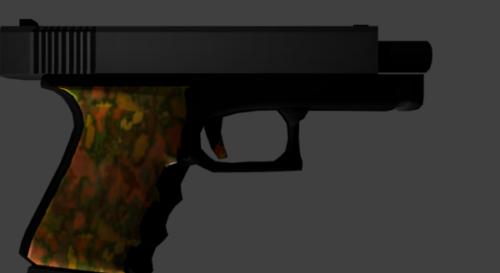 Glock 19 Weapon