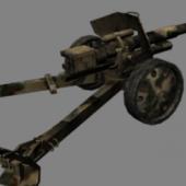 Ww2 Russia Artillery